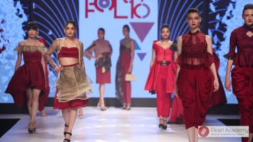 'Portfolio' By Pearl Students At AIFW'18 Was A Head Turner And Here Is Why!