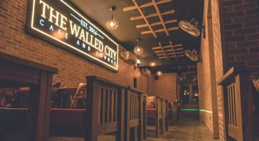 Old Delhi's The Walled City Cafe & Lounge Has A New Address!