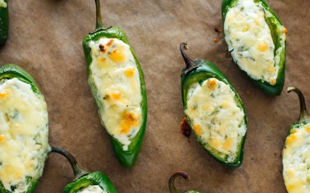 Chilly Jalapeno Poppers DforDelhi