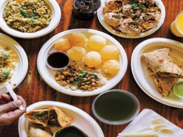 Street Food Festival DforDelhi