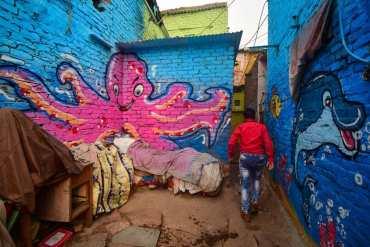 Delhi Street Art DforDelhi