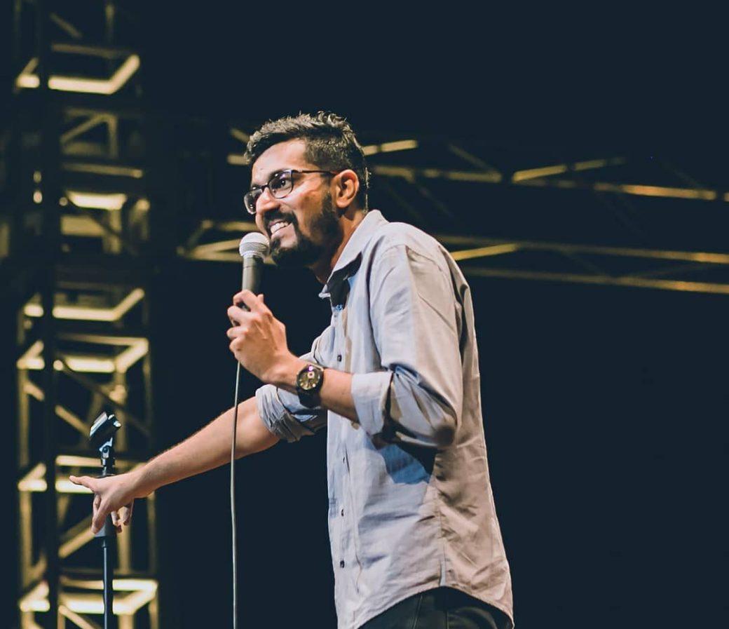 Azeem Banatwalla Live DforDelhi