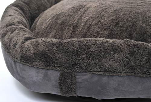 Personalised Dog Bed Donut Bed With Dog S Name