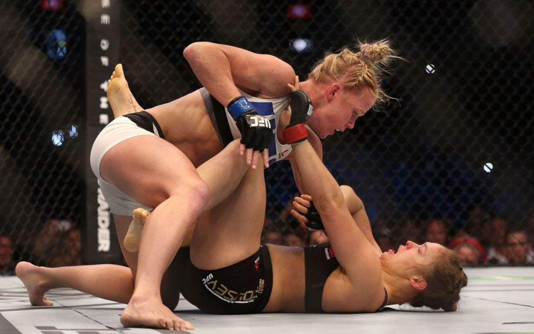 UFC On Fox 20 – Holm vs. Shevchenko