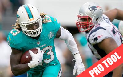 NFL Week 12 Projections – DraftKings & Fanduel