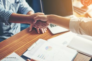 hand shake represents business sale - jcomp-AdobeStock