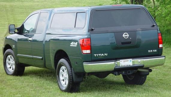 Nissan Titan LTD