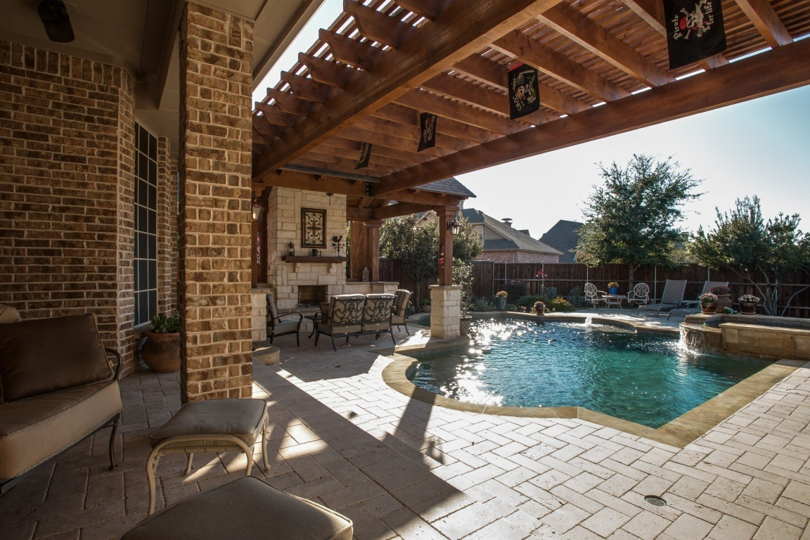 Luxury Outdoor Living | DFW Improved | 972-377-7600 on Fancy Outdoor Living id=94279