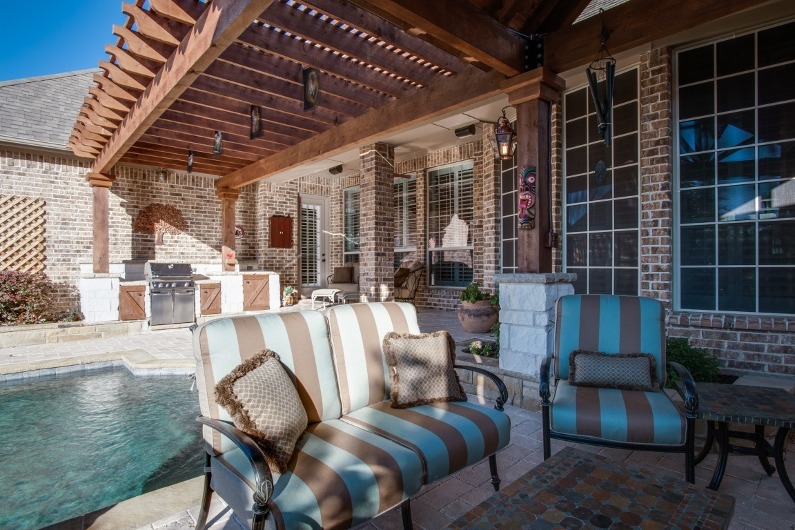 Luxury Outdoor Living | DFW Improved | 972-377-7600 on Fancy Outdoor Living id=74194