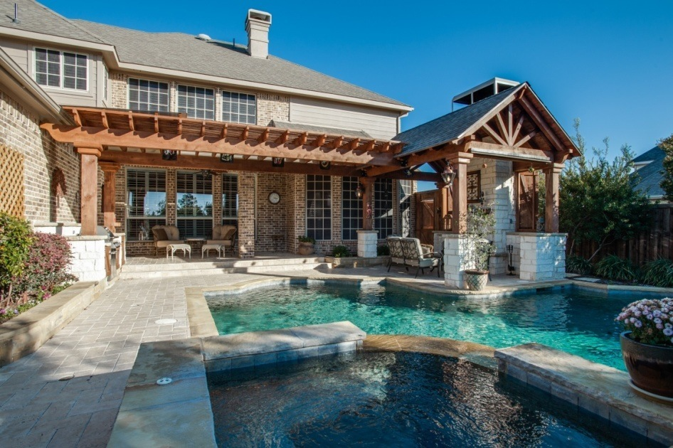 Luxury Outdoor Living | DFW Improved | 972-377-7600 on Fancy Outdoor Living id=45470
