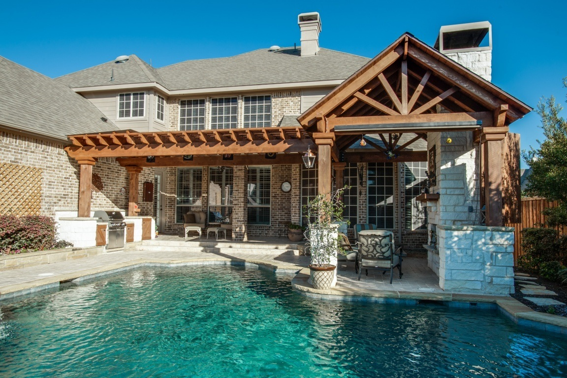 Luxury Outdoor Living | DFW Improved | 972-377-7600 on Fancy Outdoor Living id=17125