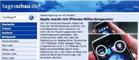 Nach Fisting attacken nun JB iPhone