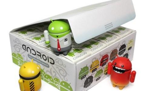 Android Sammelfiguren