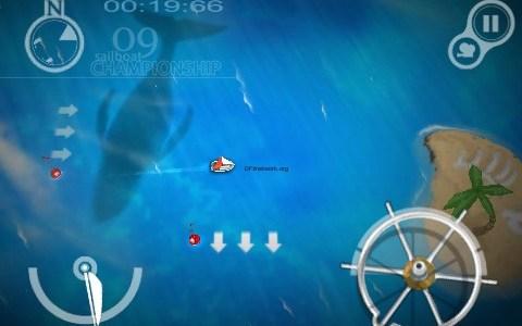 Sailboat Championship – Mit dem Segelboot auf dem iPhone