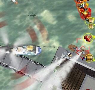 Vertigo Rouge – Im Hubschrauber gegen die Mafia