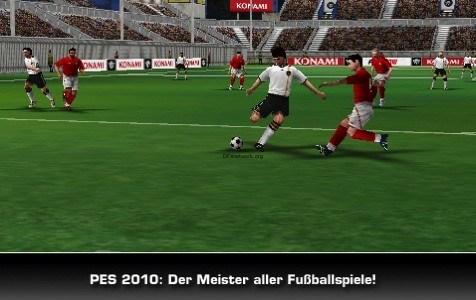 PES 2010 – Fussball Spiel auf höchstem Level