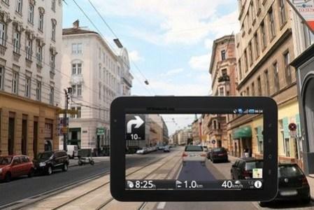 Route 66 Argument Reality Navigator – Folge dem Auto