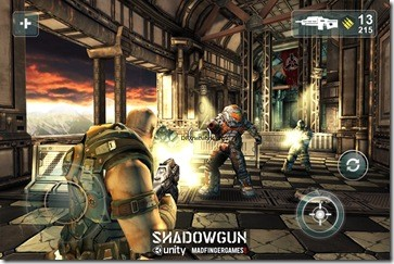 Shadowgun Screen Shot 3