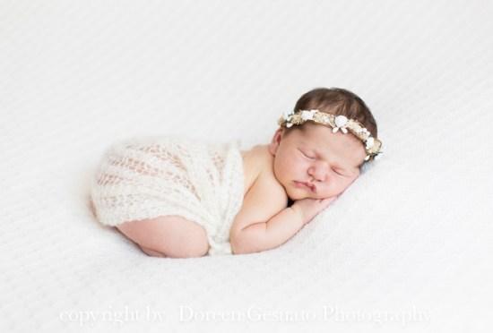 So eine Hübsche – Doreen Gesuato – Fotografin für Neugeborene rund um Wertheim