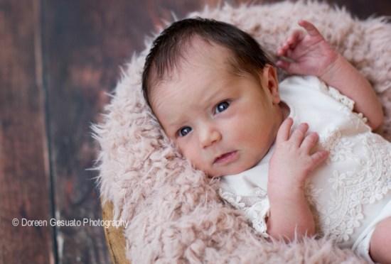 Kleine Prinzessin- Doreen Gesuato – Fotografin für Neugeborene rund um Wertheim