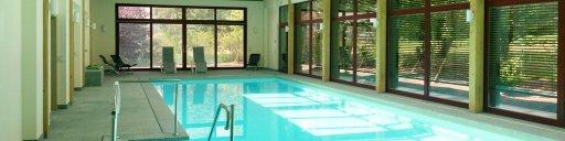 Neubau eines privaten Schwimmbades