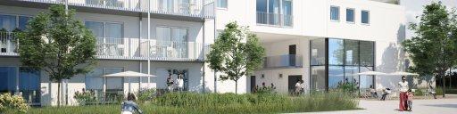 MFH-Siedlung, Langen