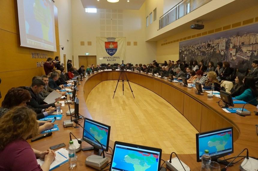 DGASPC Bacau participa la schimbul de experienta dintre Romania si Republica Moldova si impartaseste bunele practici in dezvoltarea serviciilor integrate pentru adolescenti si tineri