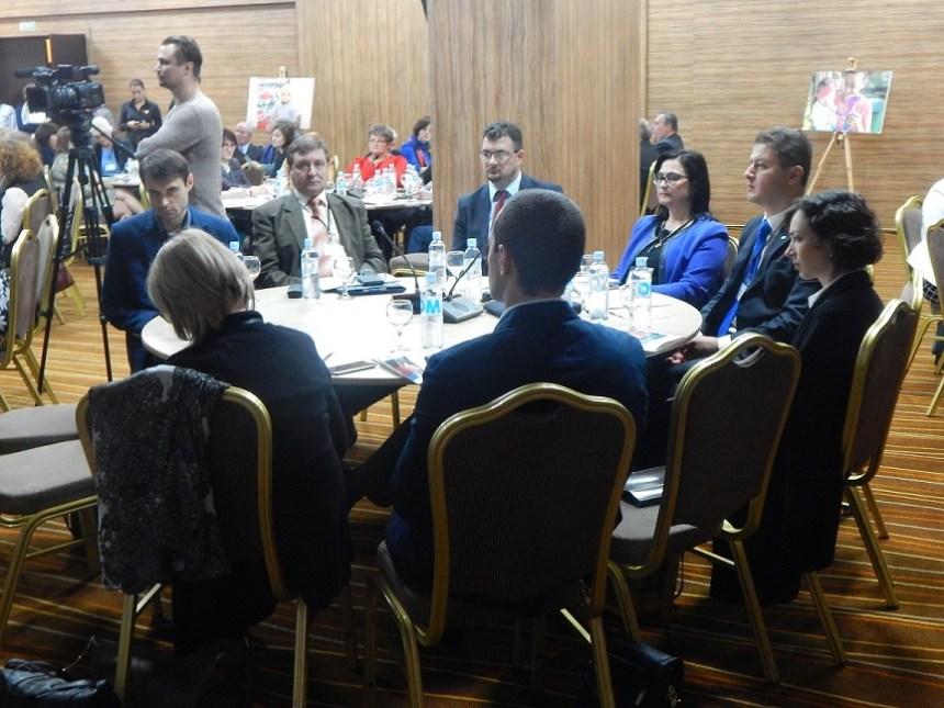 Directorul DGASPC Bacau prezent la Conferinta internationala de la Chisinau
