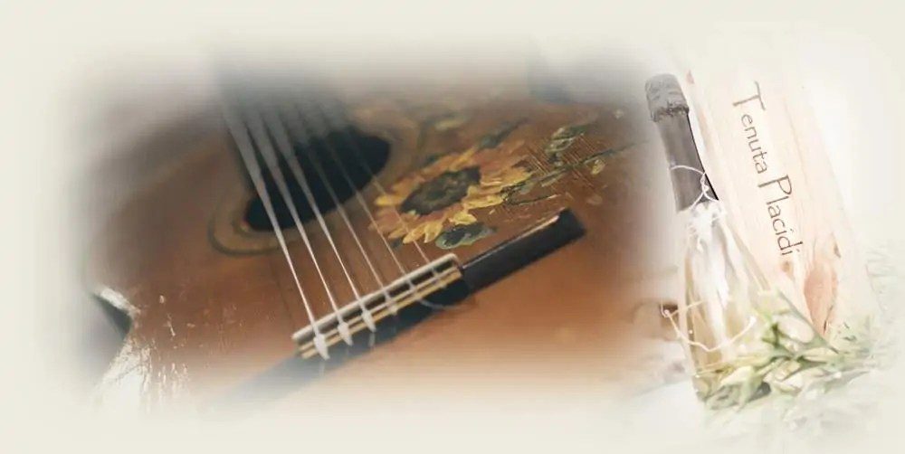 """L'Armonia del Vino"" – Art, Music & Wine"