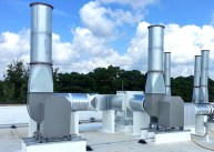 Pall Corp- Industrial Exhaust Fans