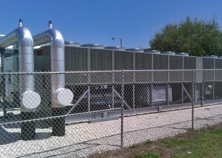 Satellite Beach High School- Air Cooled Chiller