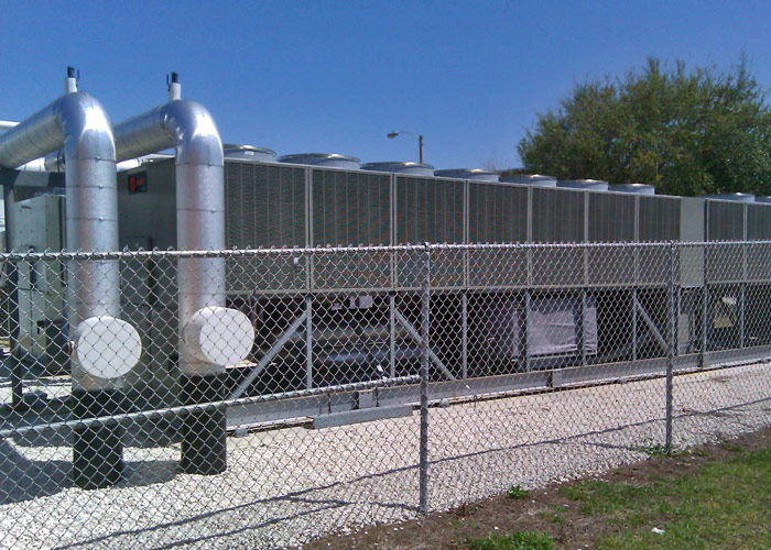 Satellite Beach High School- Air Cooled Chiller