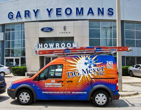 D.G. Meyer Inc. @ Ford Dealership