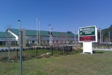 Bunnell Elementary School Renovation