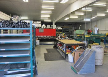 Sheet Metal Shop- custom metal work