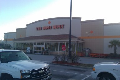 New Home Depot in Palm Coast