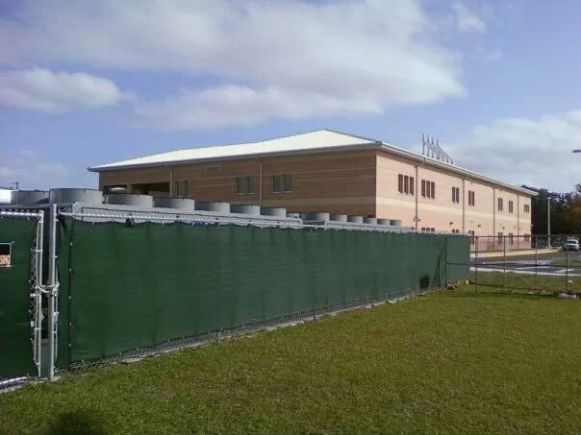 Ormond Beach Middle School-- Temp Chiller Plant