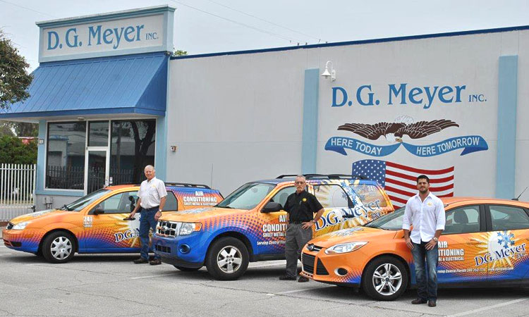 Sales Fleet and Representatives