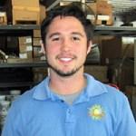 Steven Longfritz-- Warehouse and Fleet Manger