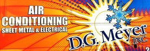 D.G. Meyer Inc-- Air Conditioning, Heat, Sheet Metal and Electrical