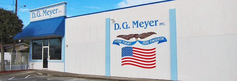 Contact D.G. Meyer Inc.