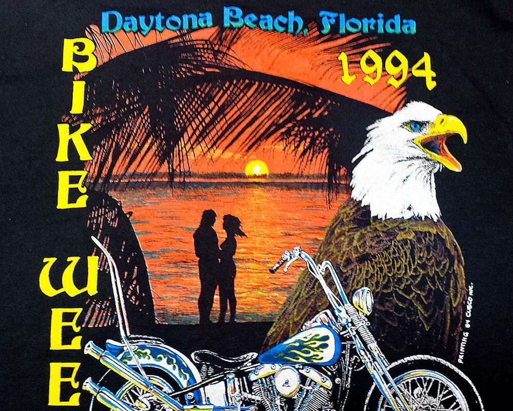Bike Week Tee 1994