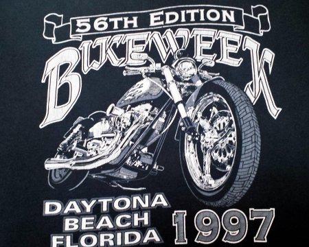Bike Week Tee 1997