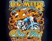 Bike Week Tee 2011