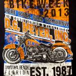 Bike Week Tee 2013