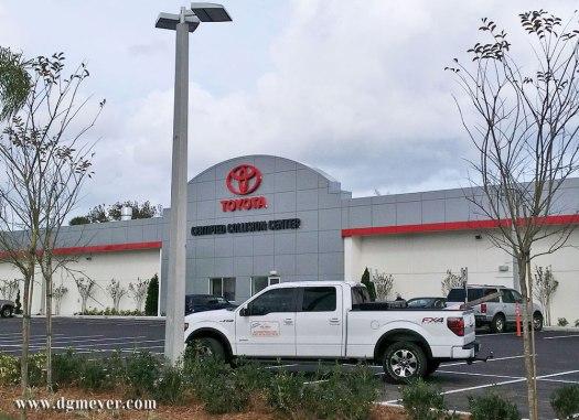 Daytona Toyota New Collision Center