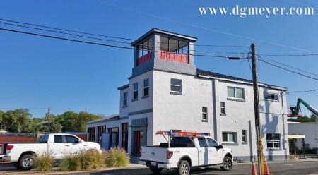Beach Vision. Renovated Fire Dept. NSB
