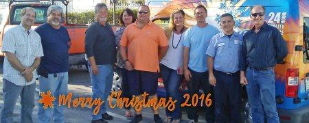 DGM Christmas Party 2016
