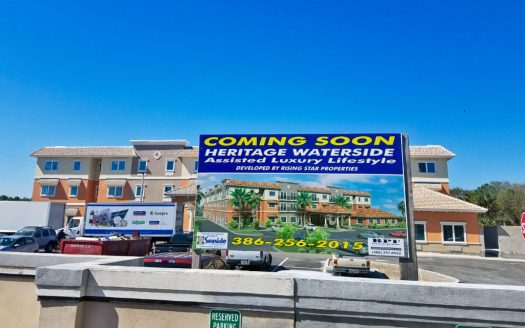 Heritage Waterside Assisted Living Facility