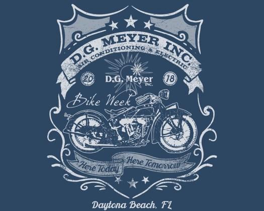 2018 Spring Bikeweek Teeshirt
